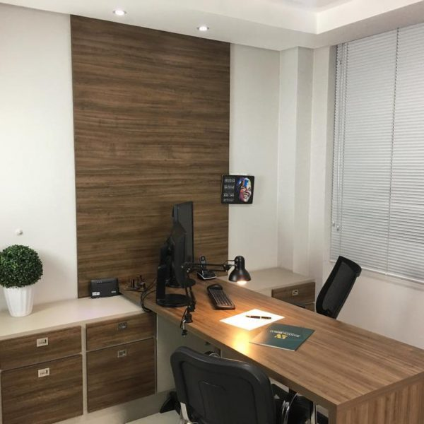 Foto sala 1 escritório de advogados Santos Berco Advocacia