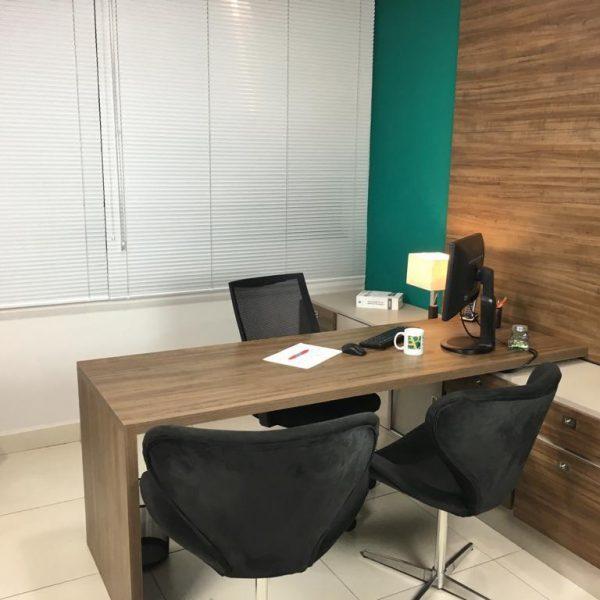Foto sala 2 escritório de advogados Santos Berco Advocacia