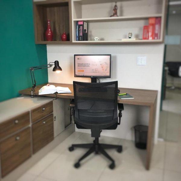Foto sala 3 ecritório de advogados santos Berco Advocacia